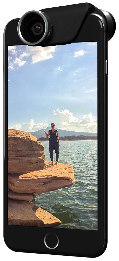 iPhone 6 объектив