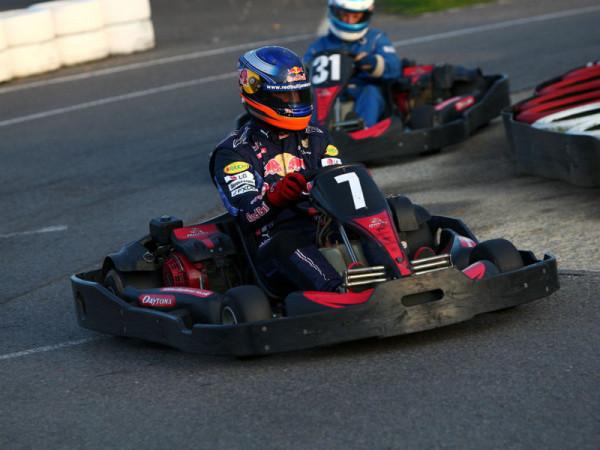 Toro Rosso картинг