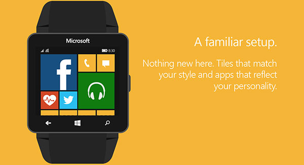 Microsoft Windows Watch