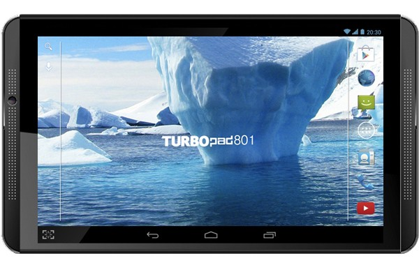 TurboPad 801
