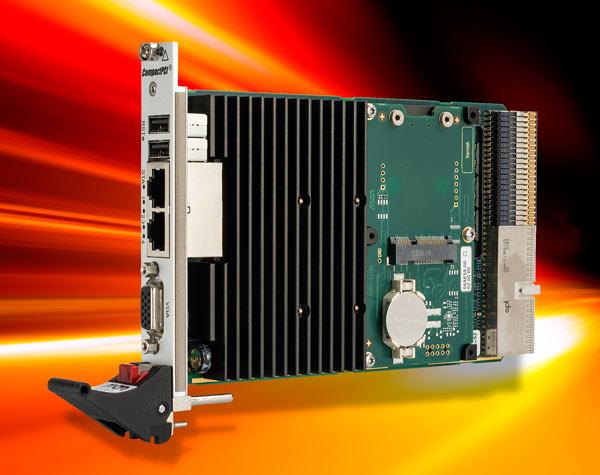 MEN CompactPCI PlusIO F23P