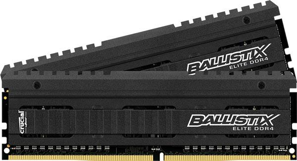 Crucial Ballistix Elite DDR4-2666