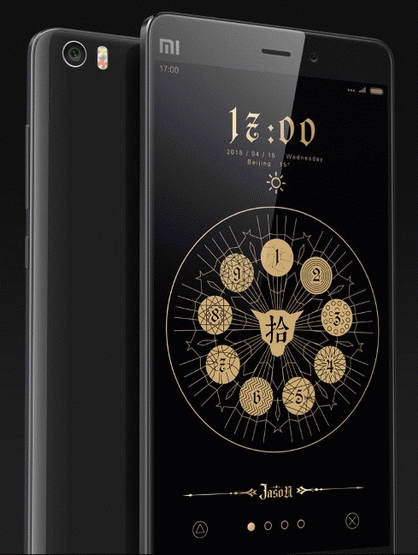 Xiaomi Mi Note Black Edition