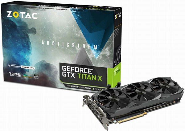Zotac GeForce GTX Titan X