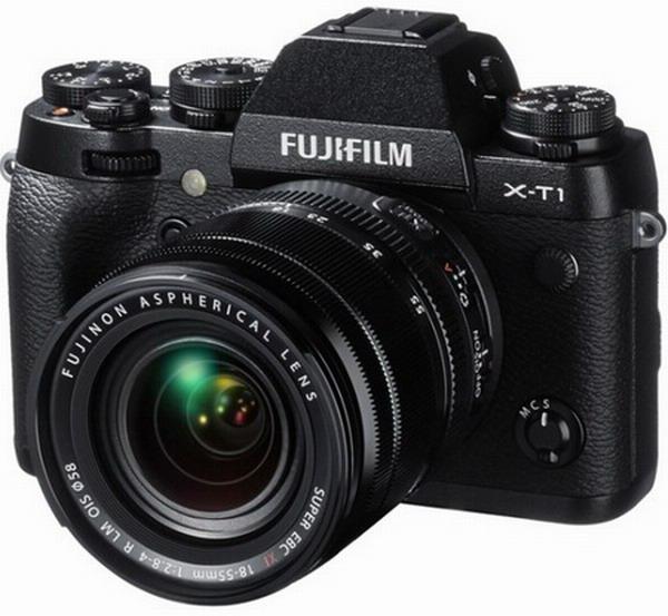 Fujifilm X-T1 IR