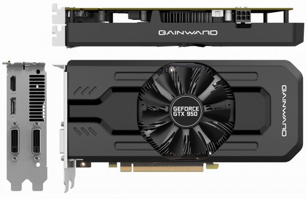 Gainward GeForce GTX 950