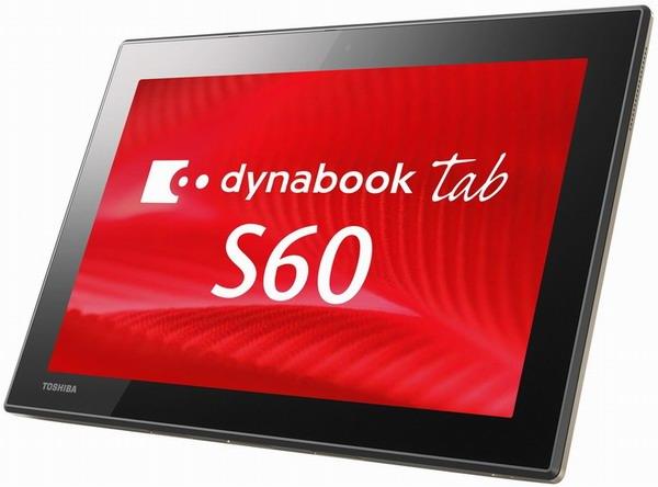 Toshiba Dynabook Tab S60