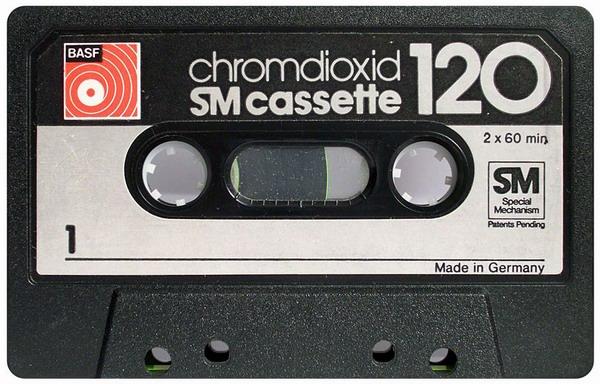 аудиокассетa