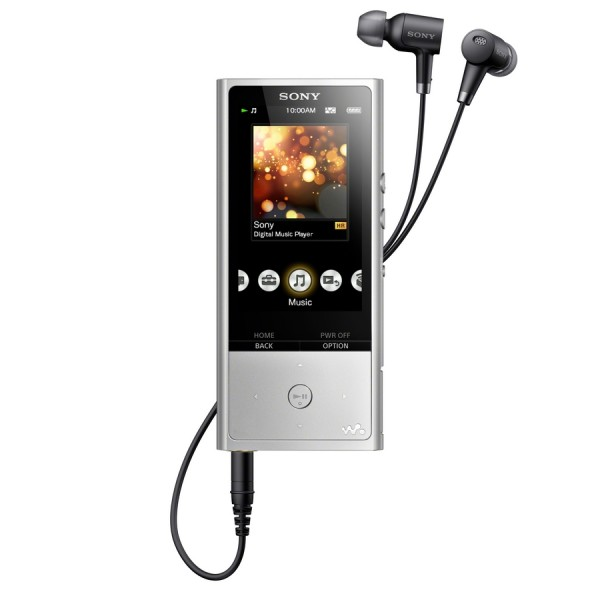 Sony Walkman серии ZX100HN