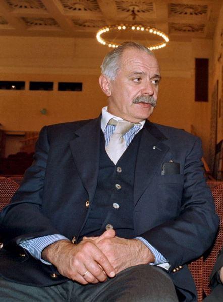 Никитa Михалков