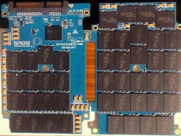 SSD Sage BlackDisk