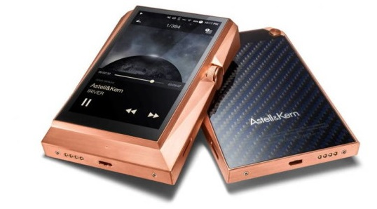 Astell & Kern AK380 Copper Edition
