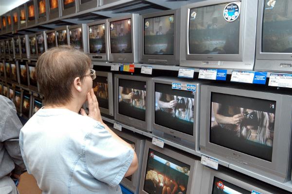 Рынок телевизоров в России