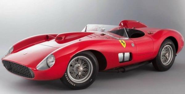 Ferrari 335S Spider Scaglietti