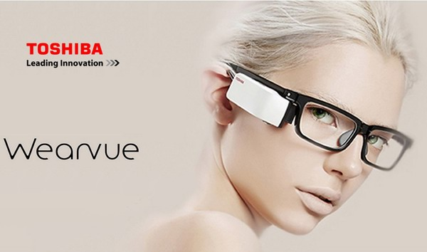 Toshiba Wearvue TG-01