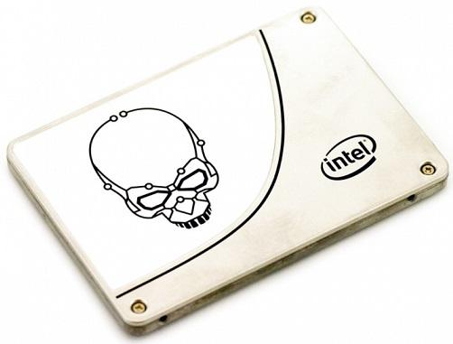 Intel 10TB SSD