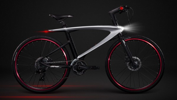 LeEco Super Bike