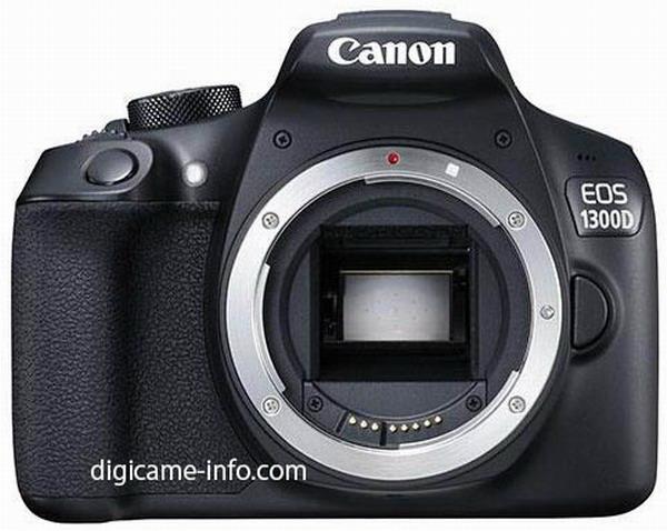 Canon EOS 1300D,