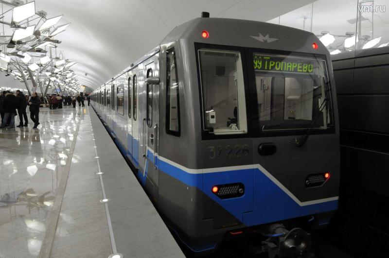 Московское метро получит новую систему видеонаблюдения
