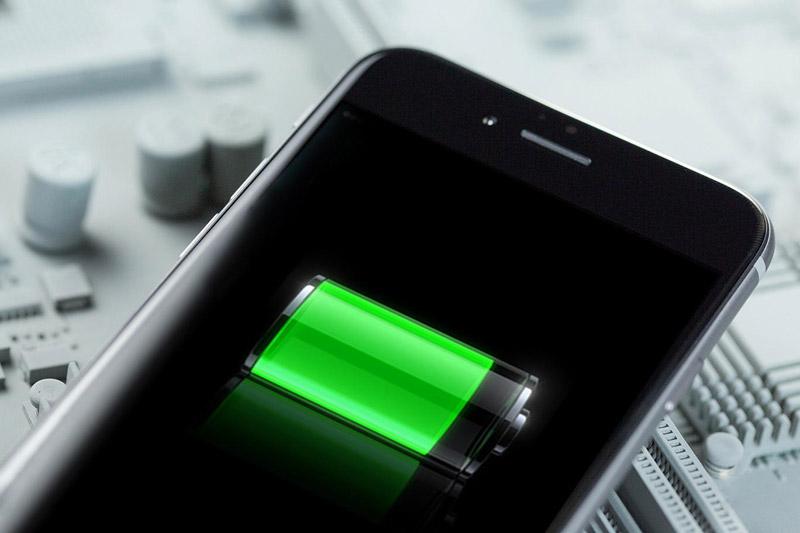 аккумуляторы iPhone и iPad
