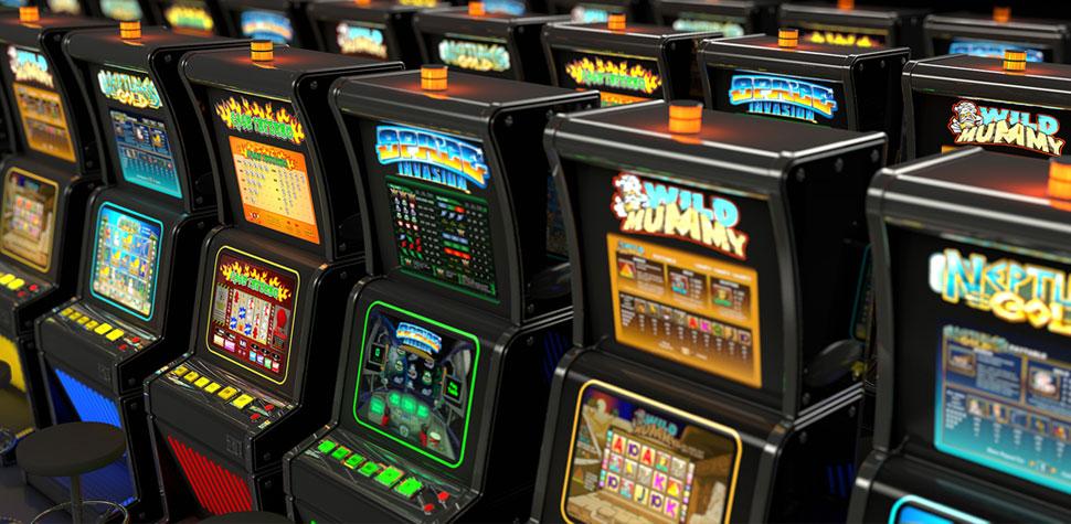 игровые автоматы в крэзи парке