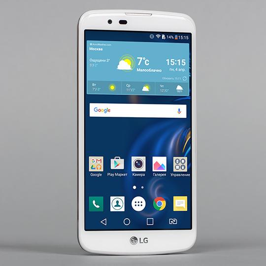 LG К10 LTE