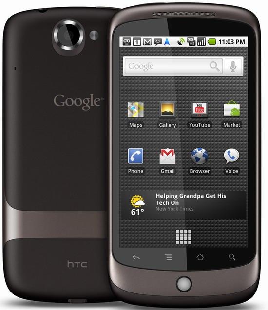HTC Nexus S
