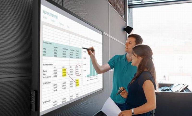 Dell 70 Interactive Conference Room Monitor