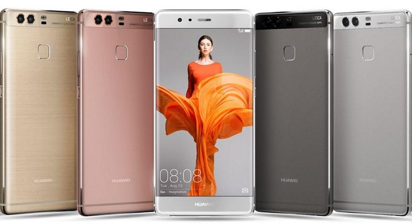 Huawei P9, P9 Plus и P9 lite
