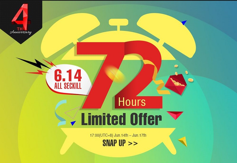 72 Hours Crazy Sale