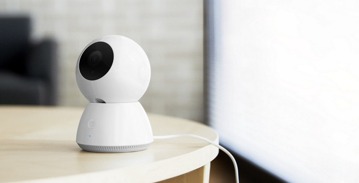 Xiaomi Mi White Smart Camera