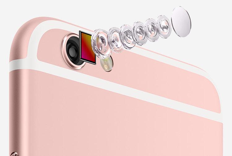 фотокамера, установленная в iPhone 7