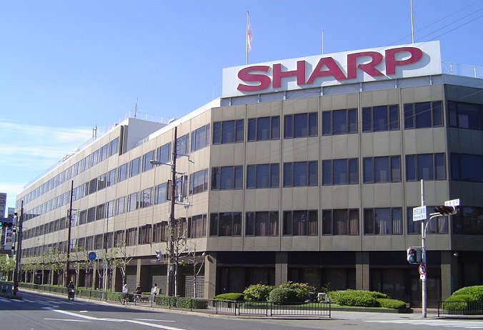 Sharp FS8005