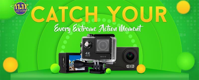 Успей купить экшн-камеру в GearBest по сверхвыгодной цене