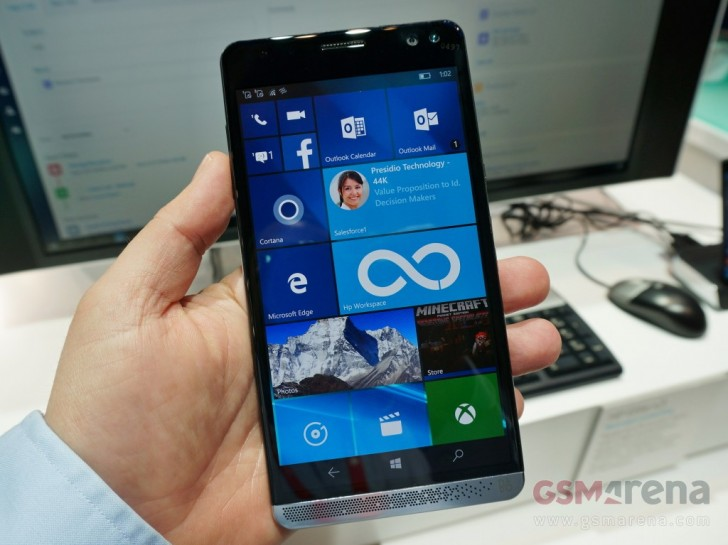 Microsoft and Hp developing new windows-phone