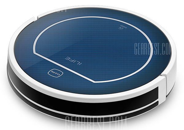 ILIFE V7 Super Mute Sweeping Robot Home Vacuum Cleaner