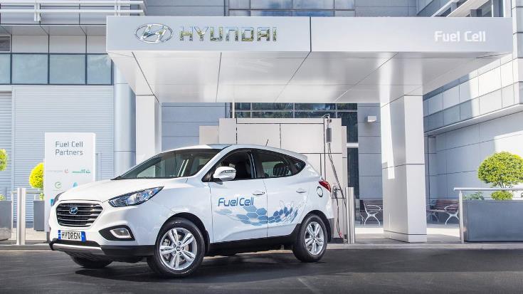 Hyundai Tucson Fuel Cell II