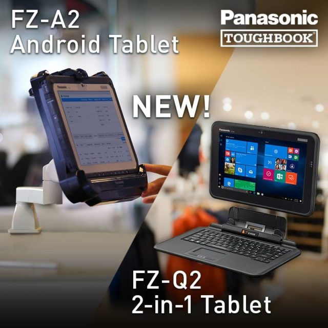 Panasonic Toughbook FZ-Q2 A2