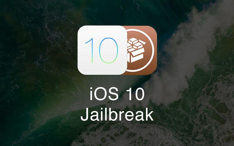Джейлбрейк iOS 10 Yalu