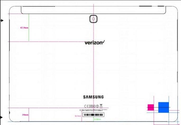 Samsung Galaxy Tab Pro S2