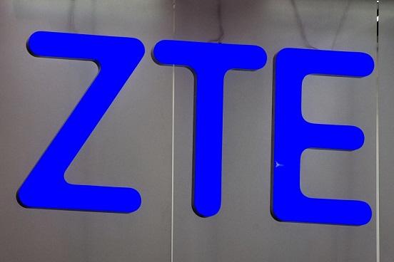 ZTE 5G smartphone