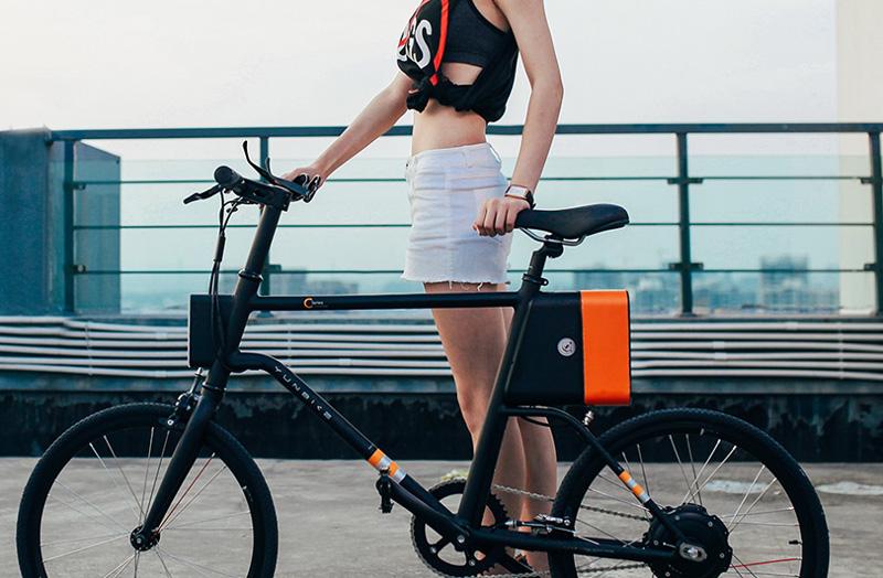 Электровелосипед Xiaomi Yunbike от Gevis