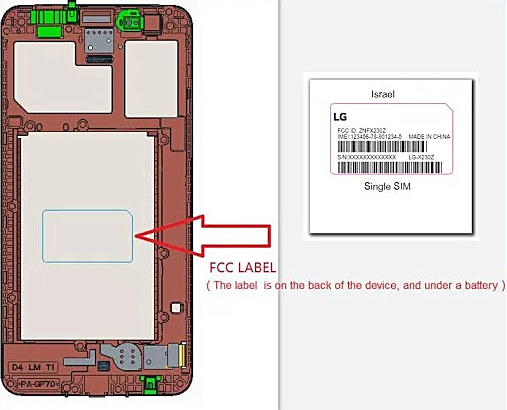 Two new smartphones passes FCC