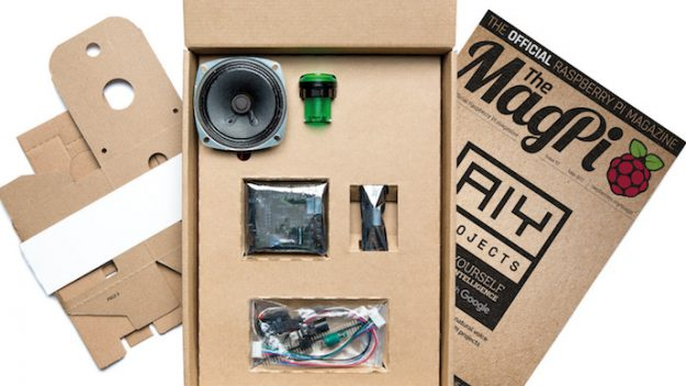 AIY Projects Voice Kit