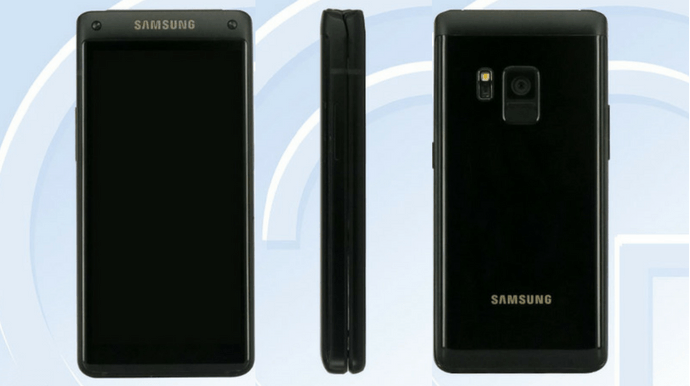 Samsung Galaxy Folder 3