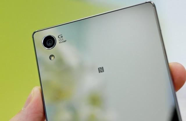 three new smartphones from Sony