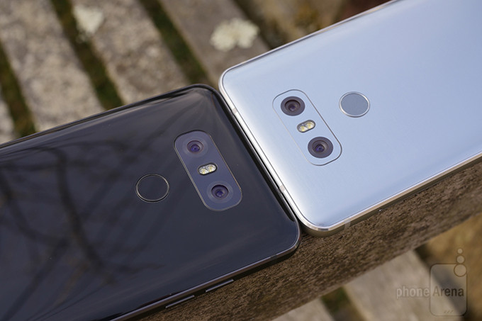 G6 Plus and G6 Pro
