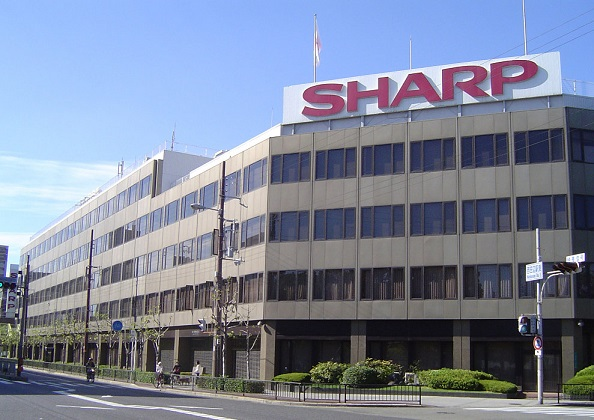 Sharp FS8016