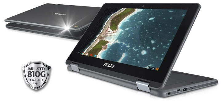 ASUS Chromebook Flip C213