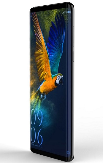 Elephone smartphone on QSD 835
